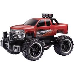 1:14 RC modellbil Elektrisk Monstertruck Basetech Chevrolet Silverado Bakhjulsdrift