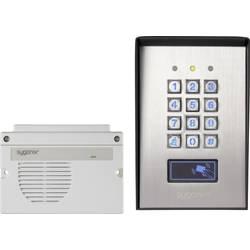 Sygonix 1582020 kodna ključavnica, površinska montaža, IP66, z osvetljeno tipkovnico, z ločenim analizatorjem