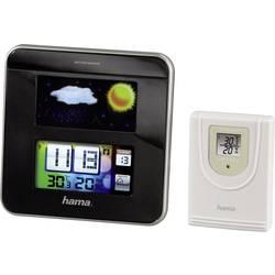 Hama Color EWS-1200 00113964 Digitalna brezžična vremenska postaja