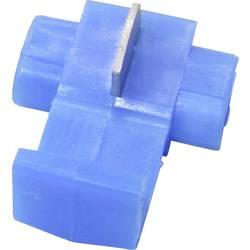 Brzostezna spojnica, fleksibilna: 2.50-2.50 mm² kruta: 1.50-1.50 mm² broj polova: 2 TRU Components 1583029 1 kom. plav