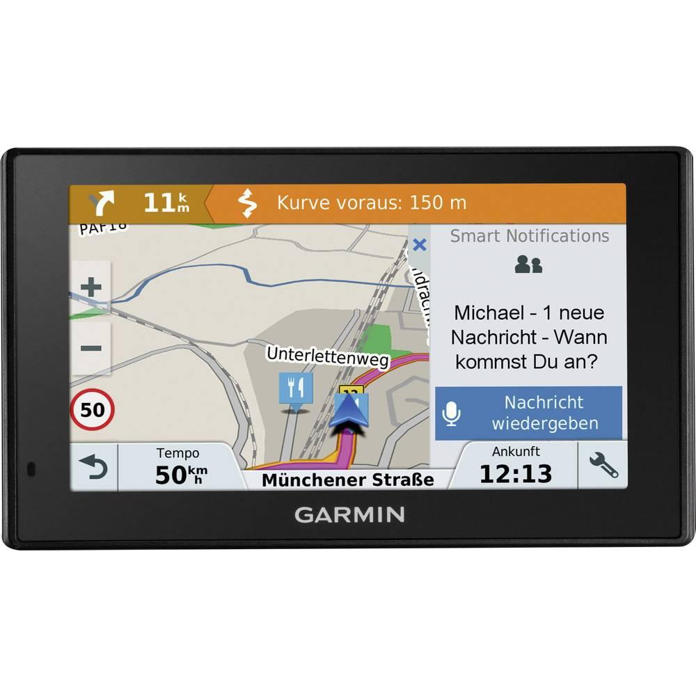 Garmin DriveSmart 51 LMT-S navigacija 12.7 cm 5 palec evropa