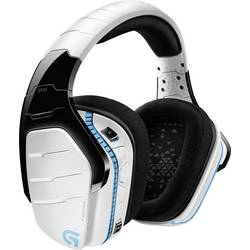 Gaming-headset Logitech Gaming G933 Artemis Spectrum™ Over Ear Vit