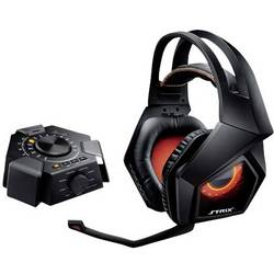 Gaming-headset Asus STRIX 7.1 Over Ear Svart
