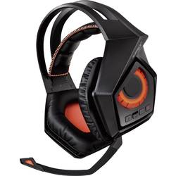 Gaming-headset Asus ROG Strix Wireless Over Ear Svart