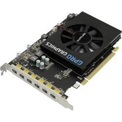 Sapphire grafična kartica AMD GPRO 6200 4 GB gddr5-ram pcie x16 mini displayport