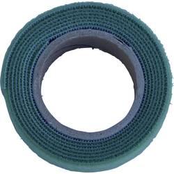 Sprijemalni trak za povezovanje, oprijemni in mehki del (D x Š) 1000 mm x 20 mm zelene barve TRU Components 910-650-Bag 1 m