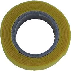 Sprijemalni trak za povezovanje, oprijemni in mehki del (D x Š) 1000 mm x 20 mm rumene barve TRU Components 910-750-Bag 1 m