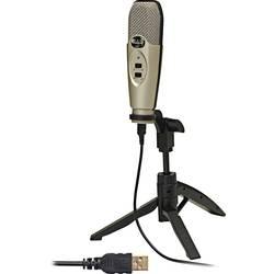 USB-studiomikrofon CAD Audio U37 USB Sladd inkl. kabel