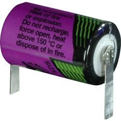 Tadiran Batteries SL 550 T specijalne baterije 1/2 AA pogodan za visoke temperature, u-lemna zastavica litijev 3.6 V 900 mAh 1 S