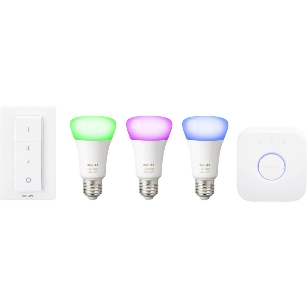 Philips Lighting Hue početni komplet white and color ambiance E27 10 W RGBW
