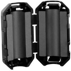 Zložljivo feritno jedro 120 Ω premer kabla (maks.) 5 mm (Ø x V) 13 mm x 12.5 mm TRU Components TC-KFR50 1 kos