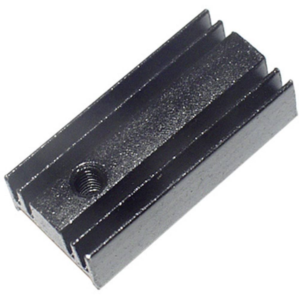 Profilno hladilno telo 40 K/W (D x Š x V) 25 x 10.4 x 6.5 mm TO-220 TRU Components TC-KK5629G