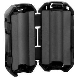 Zložljivo feritno jedro 150 Ω premer kabla (maks.) 7 mm (Ø x V) 17 mm x 15.5 mm TRU Components TC-KFR70 1 kos