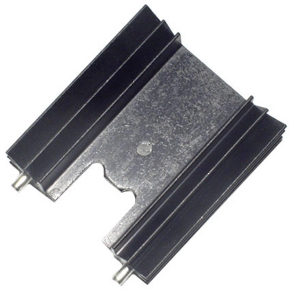 Profilno hladilno telo 9 K/W (D x Š x V) 50.8 x 34.9 x 12.7 mm TO-220 TRU Components TC-KK7477YC