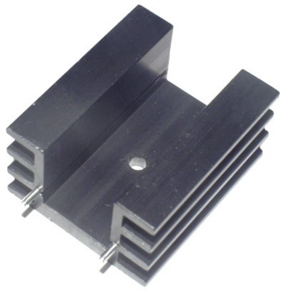 Profilno hladilno telo 8.5 K/W (D x Š x V) 37.5 x 32 x 20 mm TO-220 TRU Components TC-KK5220X