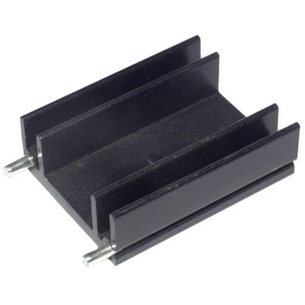 Profilno hladilno telo 8.5 K/W (D x Š x V) 37.5 x 29 x 12 mm TO-220 TRU Components TC-KK6560X