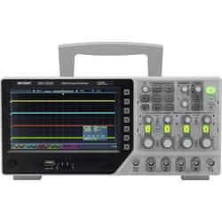 Digitalni osciloskop VOLTCRAFT DSO-1084F 80 MHz 4-kanalni 1 GSa/s 64 kpts 8 bit digitalni pomnilnik (DSO), funkcijski generator