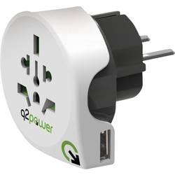 Q2 Power 1.100110 Potovalni adapter 1.100110