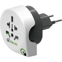 Q2 Power 1.100200 Potovalni adapter