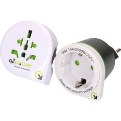 Q2 Power 1.300100 Komplet potovalnih adapterjev