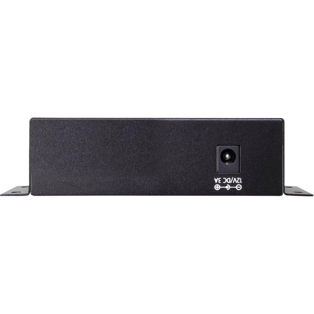 USB napajalnik Renkforce RFPS-7000/4S izhodna napetost (maks.) 7 A 4 x USB Anschlüsse einzeln schaltbar