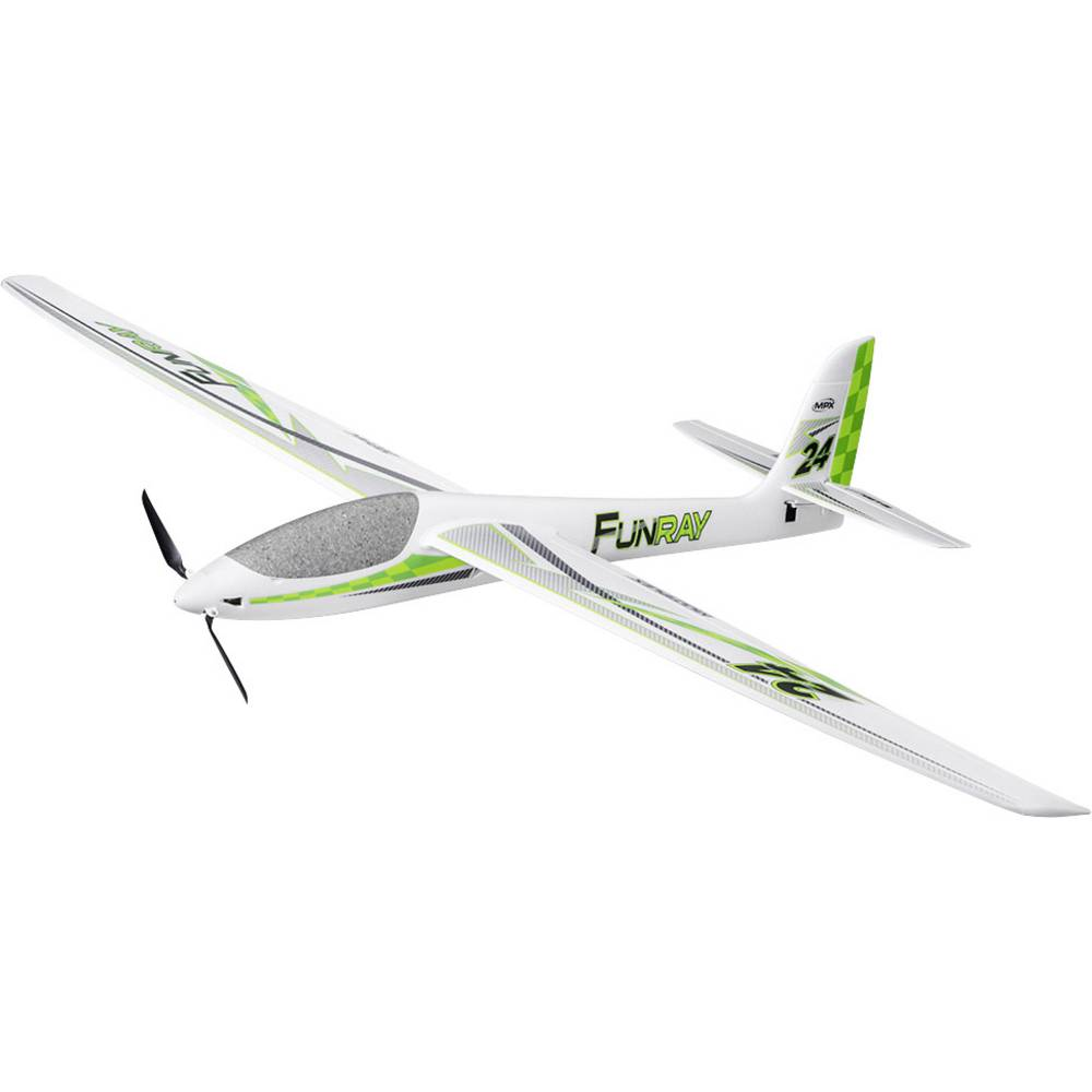 Multiplex Funray RC Model jadralnega letala ARF 2000 mm