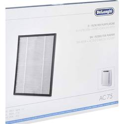 DeLonghi EPA-/filter z aktivnim ogljem črne barve