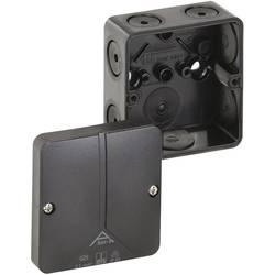 Forbindelsesdåse (L x B x H) 80 x 80 x 52 mm Spelsberg Abox-i 025-L/sw Sort IP65