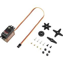 Reely standardni servo motor S2215 TG digitalni, material menjalnika: titan, vtični sistem: JR