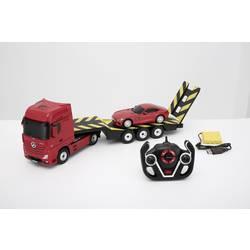 1:26 RC Modellastbil Elektrisk Lastbil Basetech Mercedes Actros