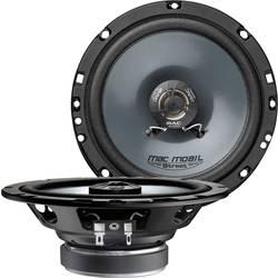 Mac Audio Mac Mobil Street 16.2F 2-sistemski koaksialni zvočniki za vgradnjo 200 W Vsebina: 1 par