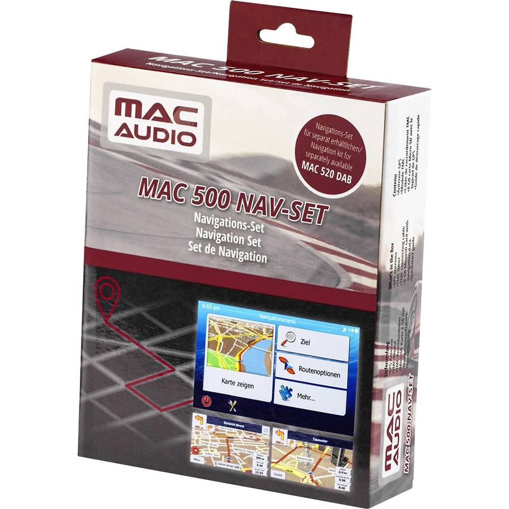 Navigationssoftware Mac Audio Mac Audio MAC500 NAV-Set