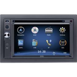 Mac Audio MAC 620 multimedijski avtoradio, Bluetooth® prostoročno telefoniranje, priključek za volanski daljinski upravljaln