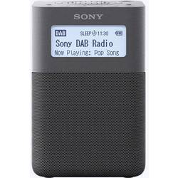 Sony XDR-V20D Radijska ura DAB+, UKW AUX Siva