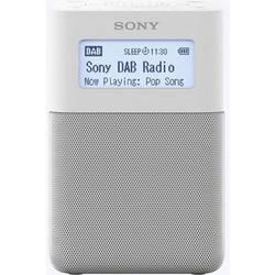 Sony XDR-V20D Radijska ura DAB+, UKW AUX Bela