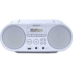 Sony ZS-PS50 cd radio UKW aux, cd, USB modra