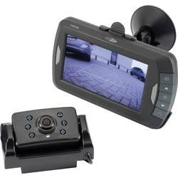 Trådløst bakkamerasystem Caliber Audio Technology Fast montering, Sugekop Sort