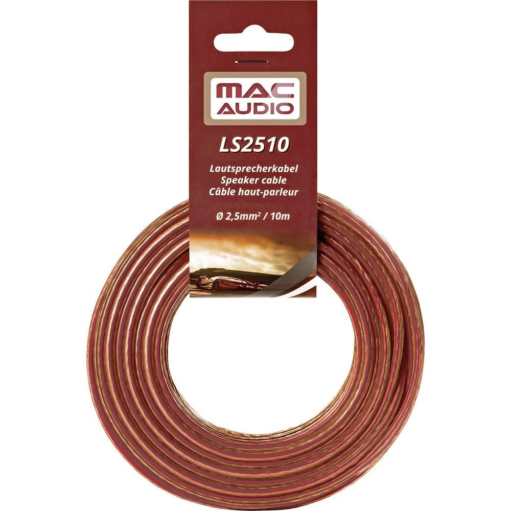 Car HiFi kabel za zvočnike - komplet 2.5 mm² 10 m Mac Audio