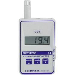 Greisinger GFTH 200-WPF4 Mjerač temperature Kalibriran po ISO -25 Do 70 °C Tip tipala Pt1000