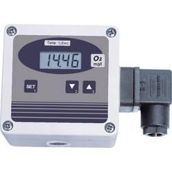 Greisinger OXY 3610 MP merilni pretvornik raztopljenega kisika v tekočini, vključ. senzor, 0,1 % , kalibracija narejena po: delo