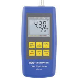 Merilnik za pH, redoks in temperaturo Greisinger GMH 3511, brez dodatne opreme, kalibracija narejena po: delovnih standardih