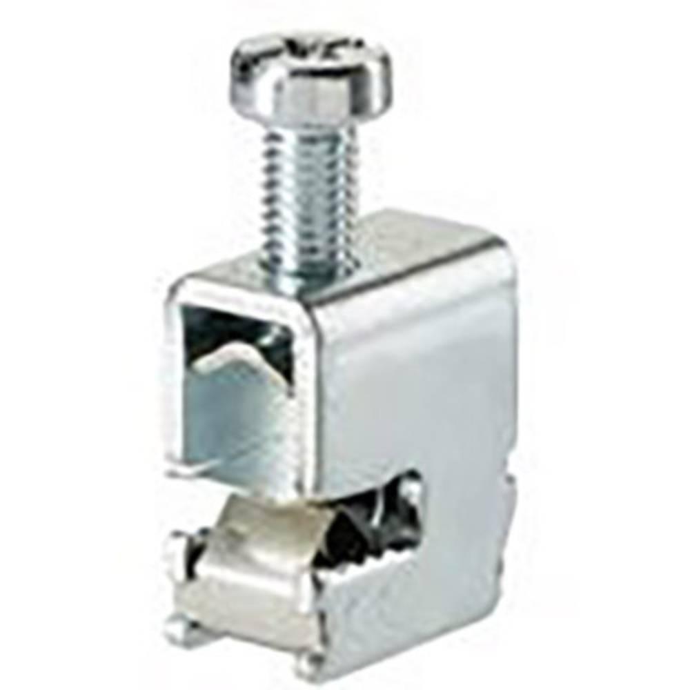 FTG Friedrich Göhringer 5690 u-sponka aluminij 1-polni 35 mm² 270 A Vrste vodnikov = L, N, PE