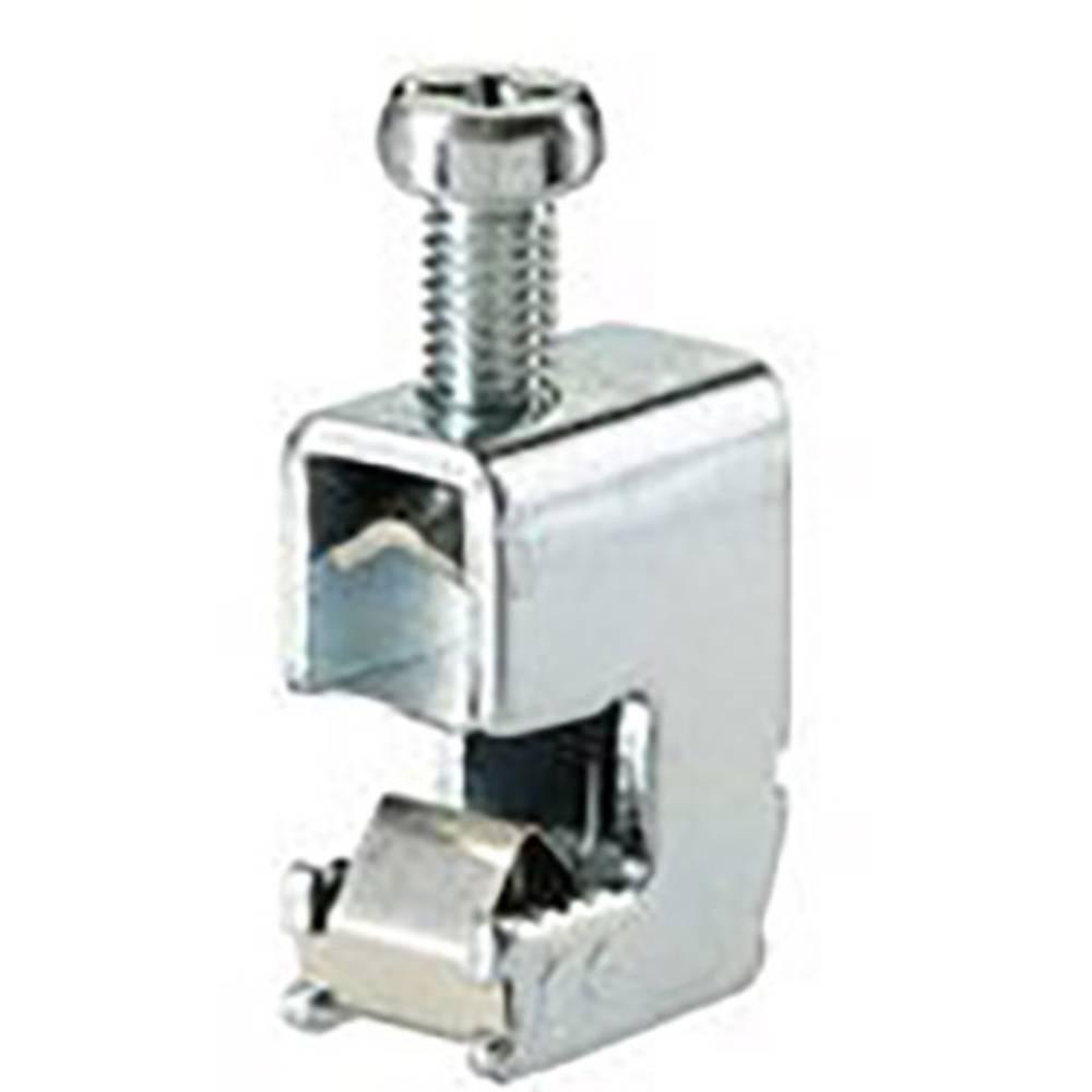 FTG Friedrich Göhringer 5691 u-sponka aluminij 1-polni 35 mm² 270 A Vrste vodnikov = L, N, PE