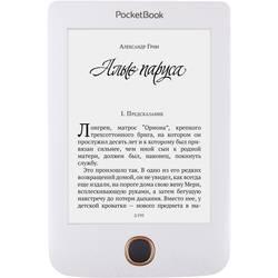 Läsplatta 6  PocketBook Pocketbook Basic 3 white Vit