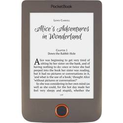 Läsplatta 6  PocketBook Pocketbook Basic Lux darkbrown Mörkbrun