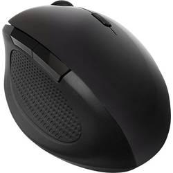 LogiLink ID0139 Bežični miš Optički Ergonomski Crna