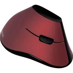 LogiLink ID0159 Ergonomski miš Optički Ergonomski Crna/crvena