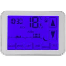 Sobni termostat, tedenski program 5 do 30 °C vklj. Bluetooth Sygonix