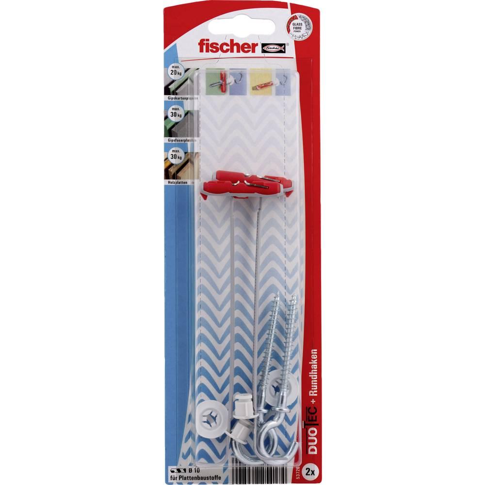 Fischer DUOTEC 10 RH K Prevesni vložek 47 mm 10 mm 537268 2 KOS