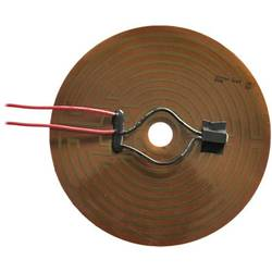 Polyimid Varmefolie selvklæbende 12 V/DC, 12 V/AC 15 W Beskyttelsestype IPX4 (Ø) 140 mm Thermo